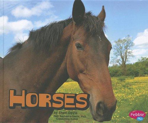 Horses (Farm Animals) ebook