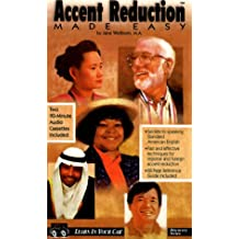 Accent Reduction Made Easy: 2 Cassettes, 88 Page Book