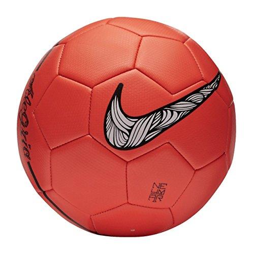 Nike Neymar Prestige Ball [TOTAL CRIMSON] (Nike Neymar Prestige Soccer Ball)