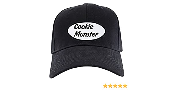 e6da7cb93f0 ... stable quality 76db3 07a6a Amazon.com CafePress - Cookie Monster - Baseball  Hat