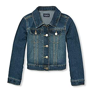 The Children's Place Girls Denim Jacket
