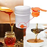 2 Pcs Honey Gate Valve, Honey Extractor