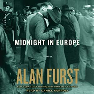 Midnight in Europe Audiobook