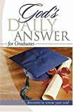 God's Daily Answer for Graduates, Elm Hill Books Staff, 1404184791