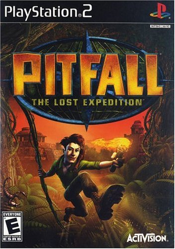 Pitfall: The Lost Expedition -