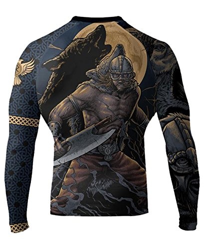 Raven Fightwear rash guard mens bjj 2019