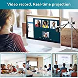 Document Camera, THUSTAND V4K Ultra High Definition USB Visualiser, Portable USB Camera for Windows, macOS and Chrome OS