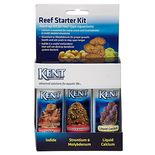 Marine Concentrated Iodine (Kent Marine 00541 Reef Starter Kit)