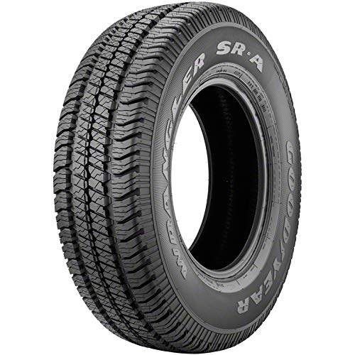 Goodyear Wrangler SR-A All Terrain Radial Tire - 275/55R20 111S by Goodyear