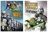 Star Wars:The Clone Wars Season1-6 Complete Series1-5 +Season 6 Lost Mission DVD