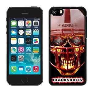 Customized Iphone 5c Case Ncaa Big Ten Conference Nebraska Cornhuskers 14