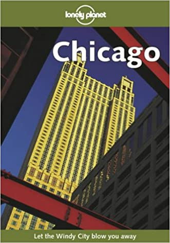 Book Chicago (Lonely Planet Travel Guides)