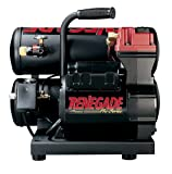 Thomas Compressors T-200ST 13 Amp 2-Horsepower 4-Gallon Oil-Free Twin Hot Dog Compressor