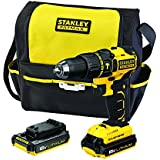 STANLEY FATMAXFMC628D2S-XE18V Brushless Drill Driver Kit