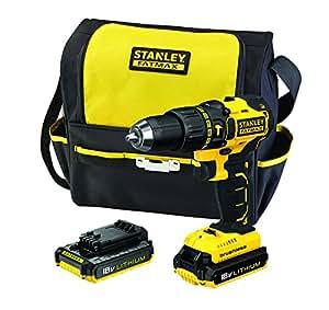 STANLEY FATMAXFMC628D2S-XE18V Brushless Drill Driver Kit
