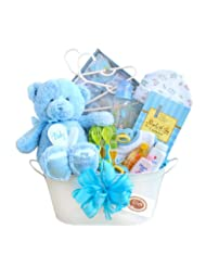 California Delicious Gift Basket, New Arrival Baby Boy