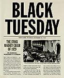 Black Tuesday, Barbara Silberdick Feinberg, 1562945742