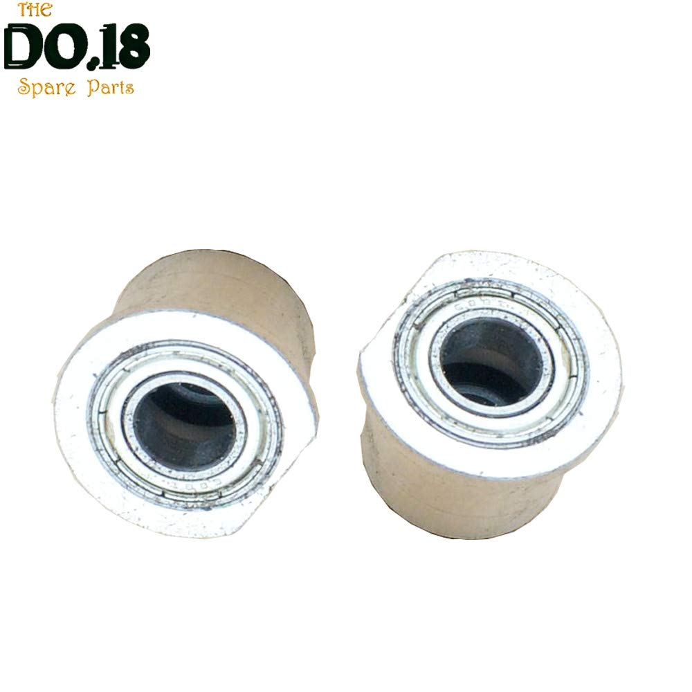 Printer Parts 20pcs B065-3069 MP9001 MP9002 Developer Bushing for Yoton Aficio 1060 1075 2051 2060 2075 AF1060 AF1075 AF2051 AF2060 AF2075 by Yoton