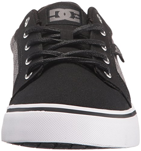 DC Shoes Anvil Tx Se M Shoe Chy, Scarpe da skateboard uomo Black/Grey