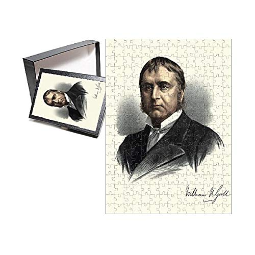 - Media Storehouse 252 Piece Puzzle of Eminent Victorians - Portrait of Sir William Gull, 1st Baronet (15414435)