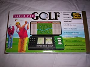 Super Pro Golf by Micro Games by Micro Games