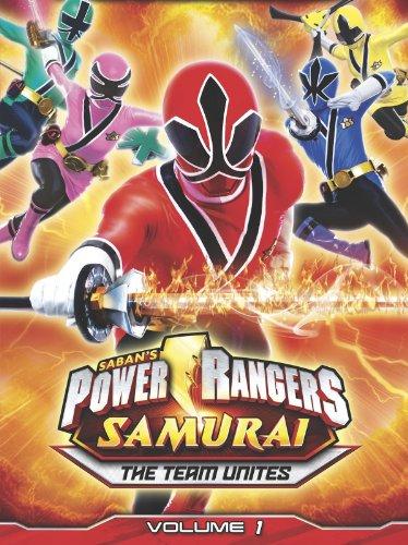 Power Rangers Samurai: The Team Unites (Vol.1) (Power Rangers Samurai The Team Unites Vol 1)
