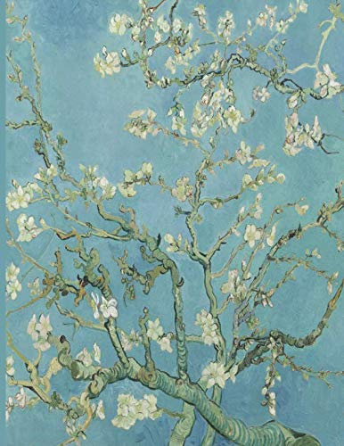 Teacher Planner August 2019 - July 2020, Vincent van Gogh Almond Blossoms (1890): Weekly, Monthly and Yearly Lesson Planner ()