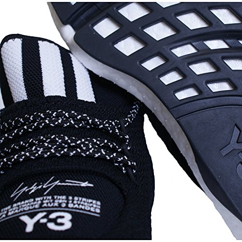 adidas Y-3 Yohji Yamamoto by Saikou - Black AC7196 Black