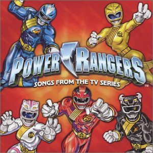 Best of the Power Rangers: Songs from the TV Series (Best Theme Parties)