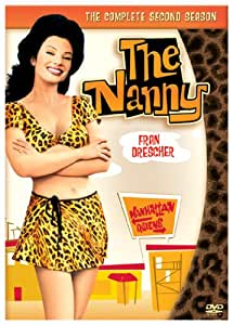 The Nanny - The Complete Second Season