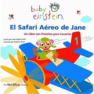 Baby Einstein: El Safari Aereo de Jane: Jane's Animal Expedition, Spanish-Language Edition