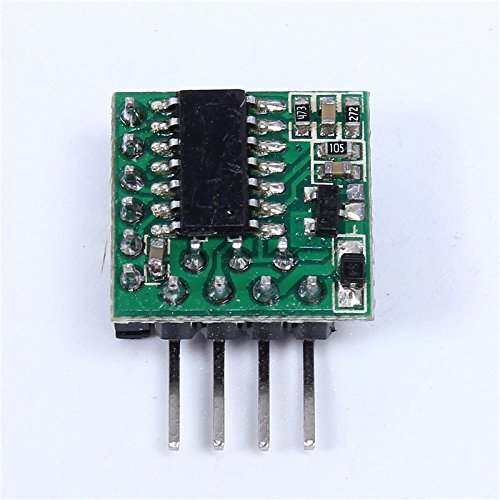 AT43 Delay Circuit Module Timing 1s-20h For Delay Switch Timer 1500mA DC 3V-12V