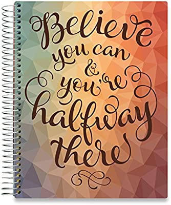 Tools4Wisdom 2020 Planner October 2019-2020 - 8.5 x 11 Hardcover - Daily Weekly Monthly Planner - Dated Oct November December 2019 Plus 2020 Calendar ...
