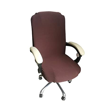 Fantastic Todaytop Spandex Stretch Swivel Seat Cover Computer Office Andrewgaddart Wooden Chair Designs For Living Room Andrewgaddartcom