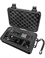Lekufee Mini Waterproof Hard Case for DJI Osmo Pocket Camera and More Osmo Pocket Accessories
