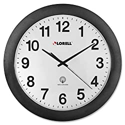 LLR60997 - Lorell Radio Controlled Wall Clock