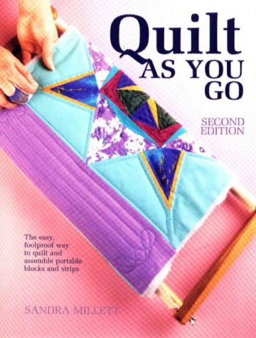 how to quilt as you go - 2