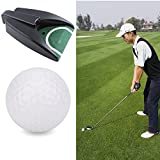 Golf Automatic Putting Cup Indoor, Golf Putting Hole Golf Putt Cup Auto Returning Golf Cup Practice Training Cup Training Aid for Golf Practice for Indoor Outdoor Yard Office