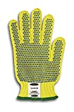Ansell GoldKnit 70-340 PVC Gloves, Knitted Coated on Kevlar Liner, Small (Pack of 12 Pairs)
