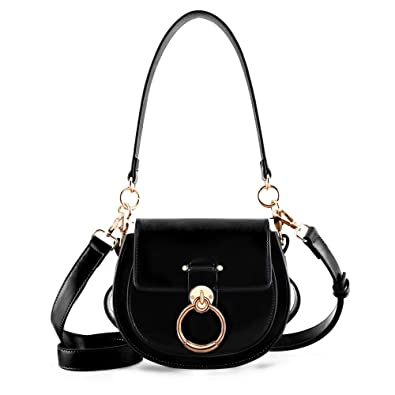 2996c6507eb Olyphy Shoulder Bags (Black)  Handbags  Amazon.com