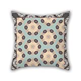 NICEPLW 16 X 16 Inches / 40 By 40 Cm Bohemian Pillowcase,twin Sides Is Fit For Living Room,gf,teens Girls,saloon,kitchen,pub