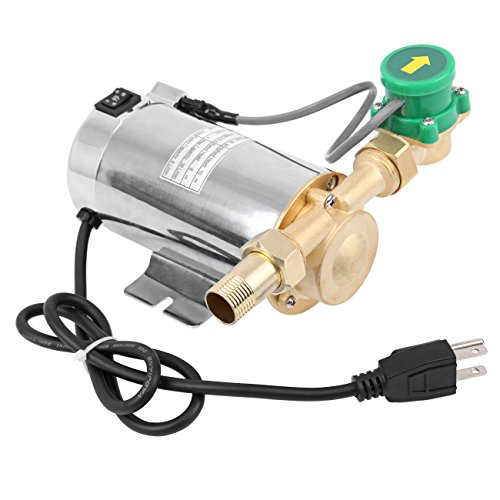 90W Electronic Automatic Water Booster Pump for Shower/Washing Machine-Ridgayard by Ridgeyard