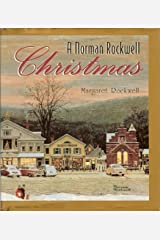 A Norman Rockwell Christmas with CD of 20 Christmas Classics Hardcover