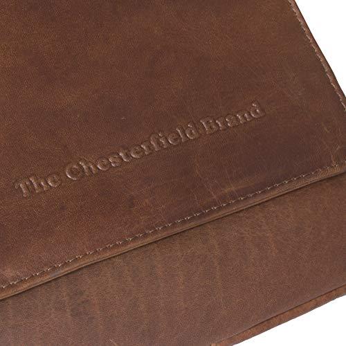 In Tracolla Cognac Borsa Pelle A Bodil Chesterfield wqtBCnxOax