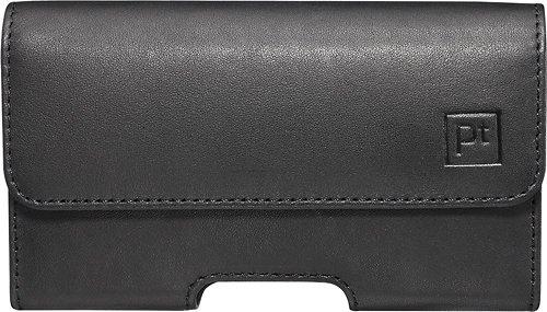 platinum leather hip case - 1