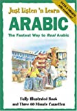 img - for Just Listen 'N Learn Arabic book / textbook / text book