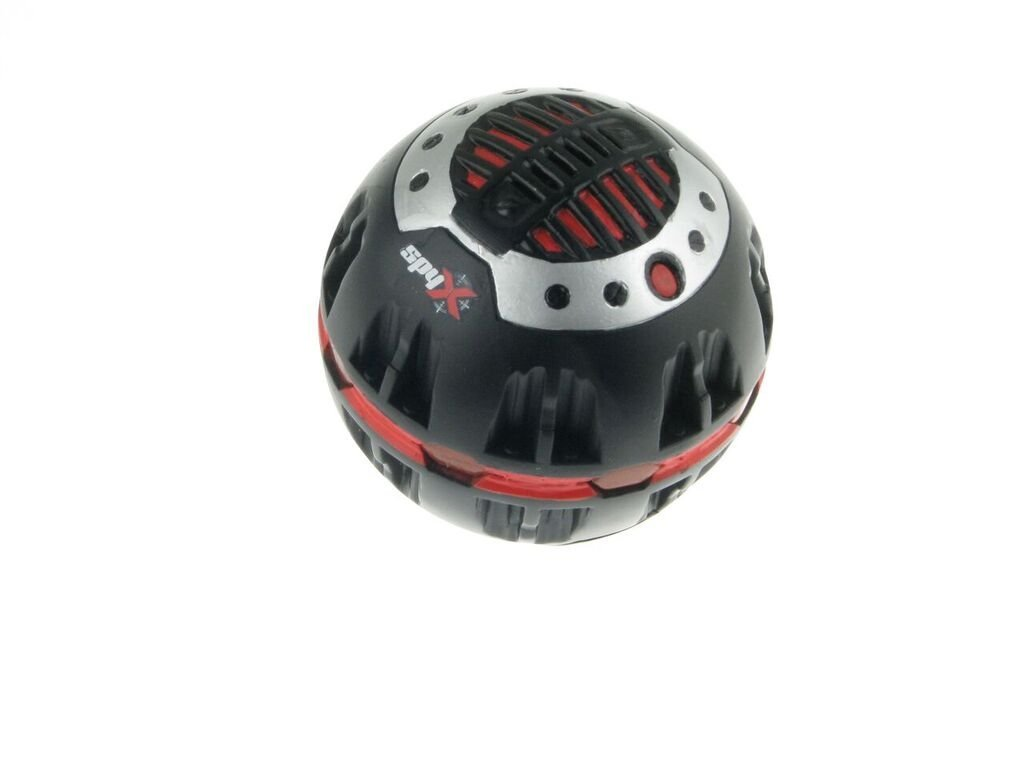 SpyX X Roll-in Voice Bomb Recorder with Motion Alarm Toy