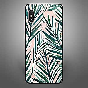 Xiaomi Redmi Note 5 Pro Bamboo Leaves pattern