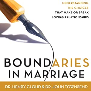 Boundaries in Marriage Audiobook