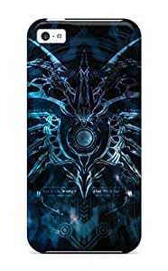 Fashionable FkbKRPb507THawB Iphone 5c Case Cover For Blazblue Anime Protective Case